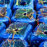 Crab Pots at Worthing