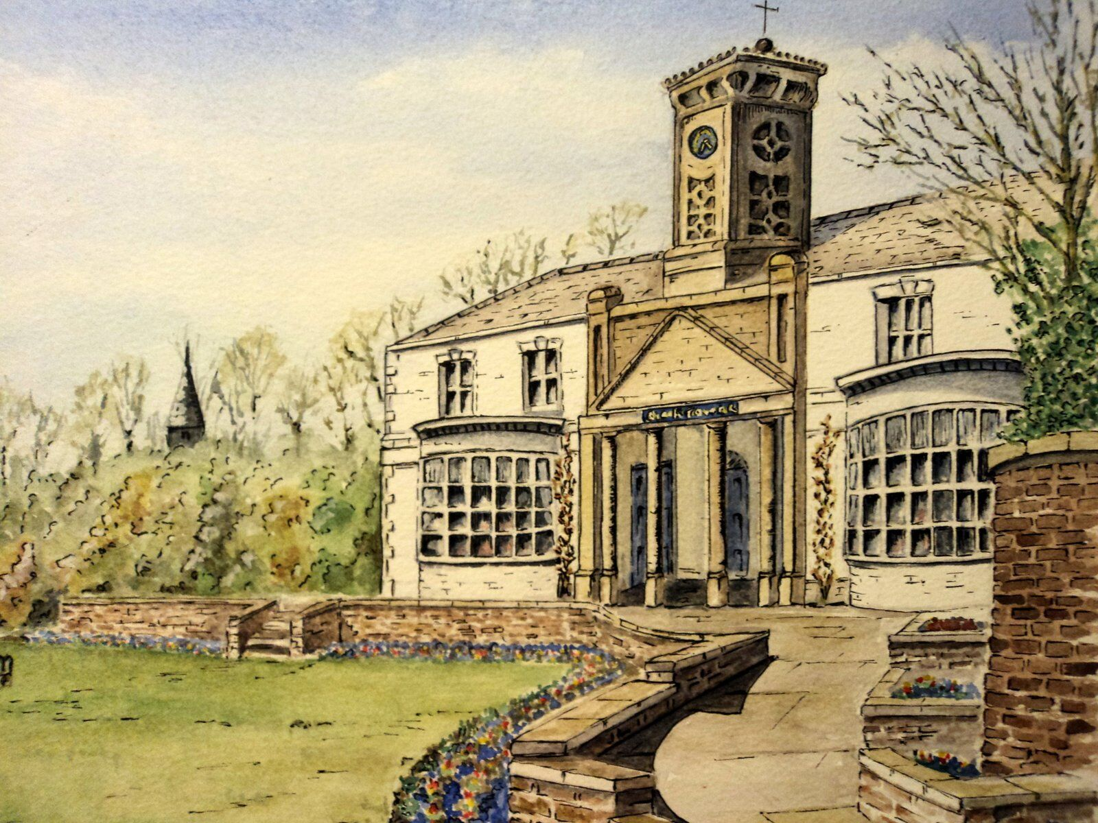 Sewerby Hall Tea rooms