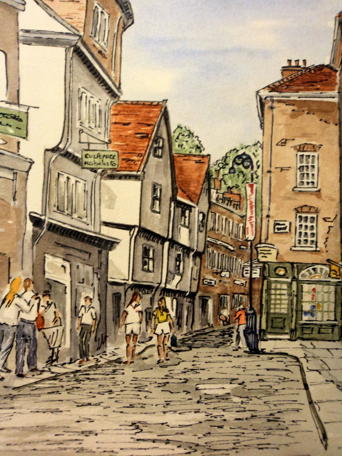 The Shambles, York 1