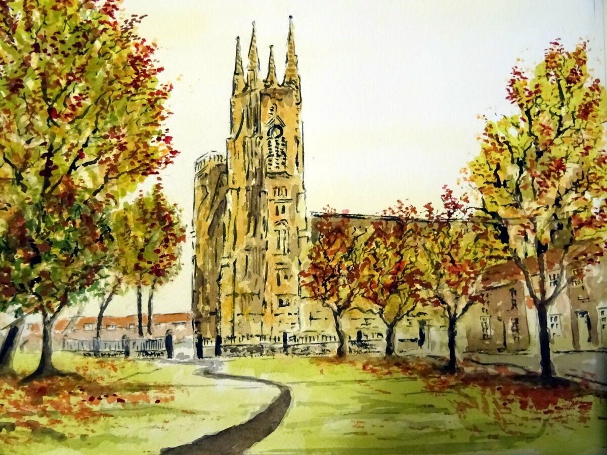 PRIORY CHURCH Bridlington