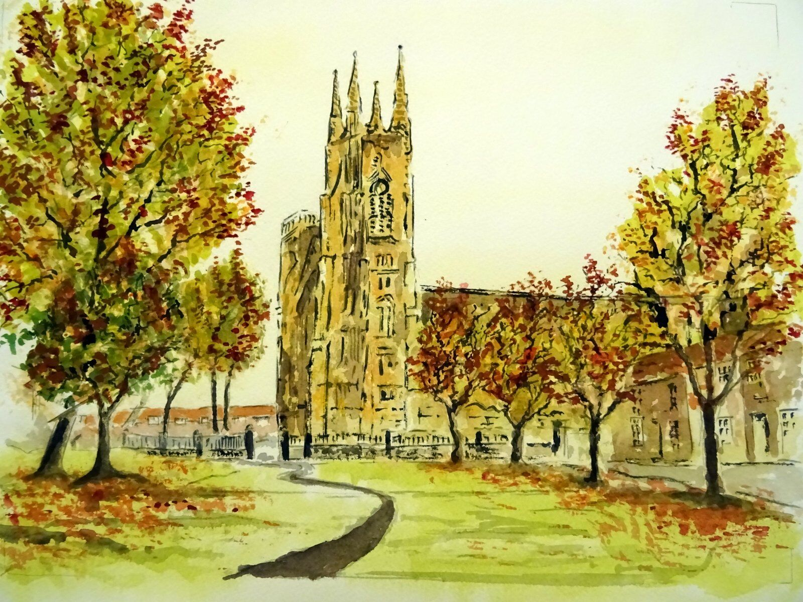 Bridlington Priory