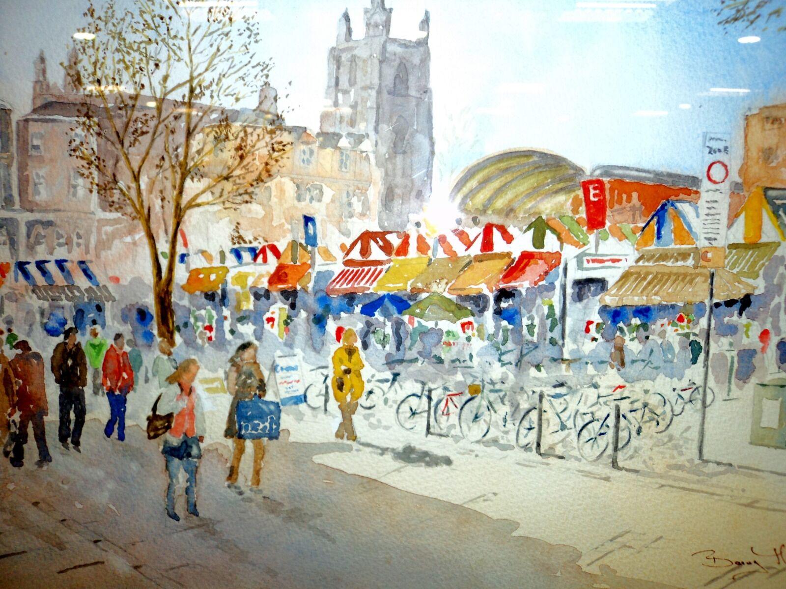 Norwich market Place