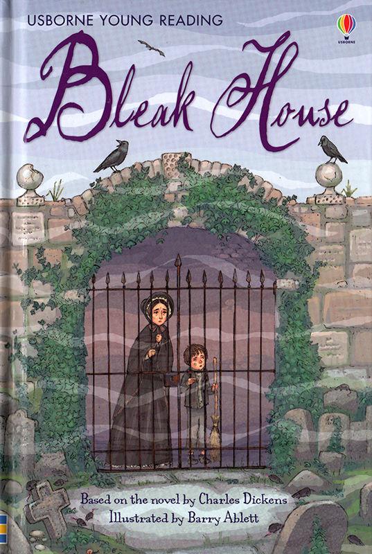 Bleak House. © Usborne Publishing.