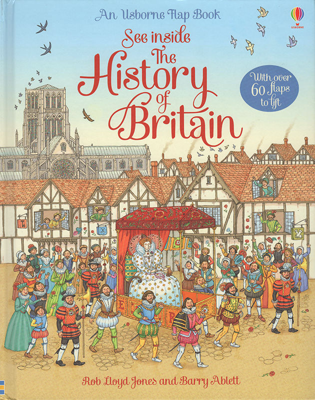 See Inside the History of Britain. © Usborne Publishing.