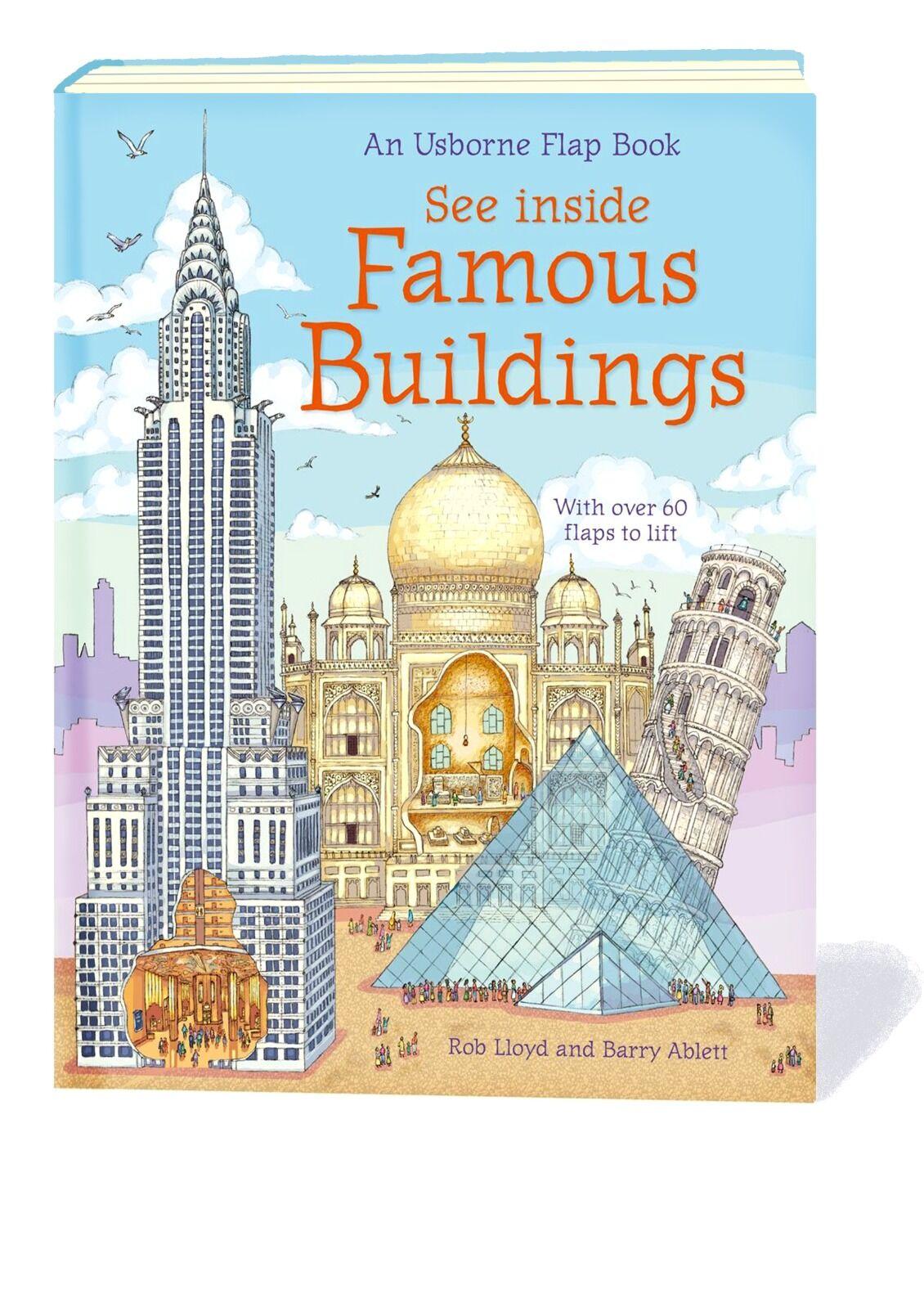 See Inside Famous Buildings. © Usborne Publishing.