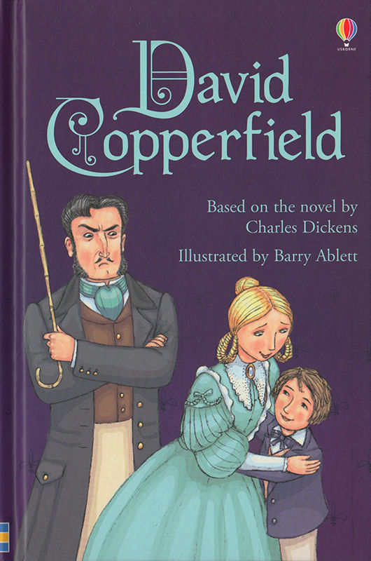 David Copperfield. © Usborne Publishing.