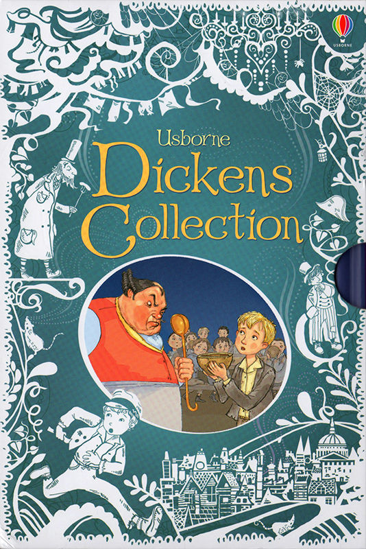 Dickens Collection Box Set. © Usborne Publishing.