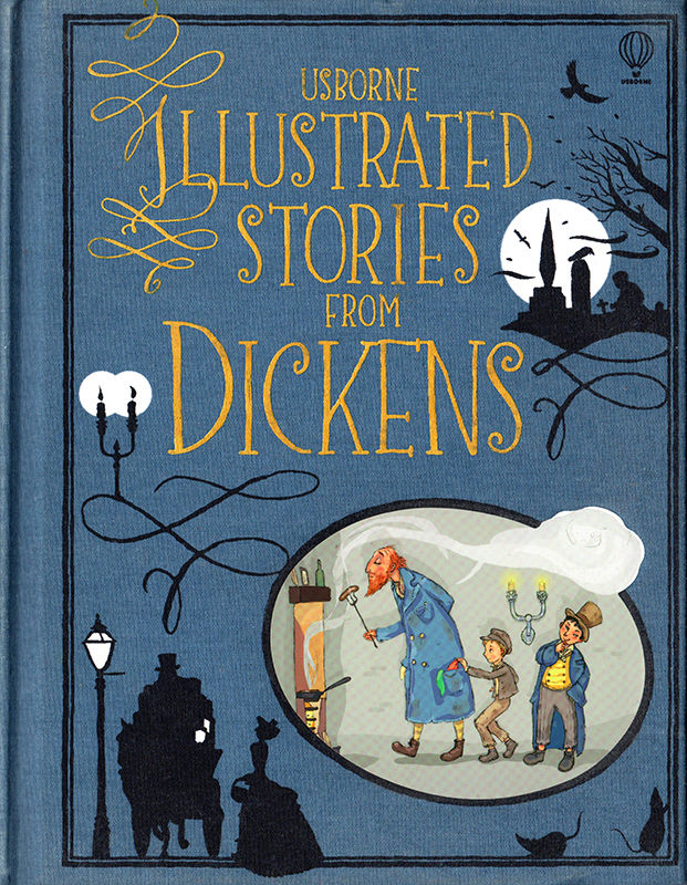 Illustrated Stories From Dickens. © Usborne Publishing.
