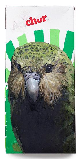 Day 33 - Kakapo