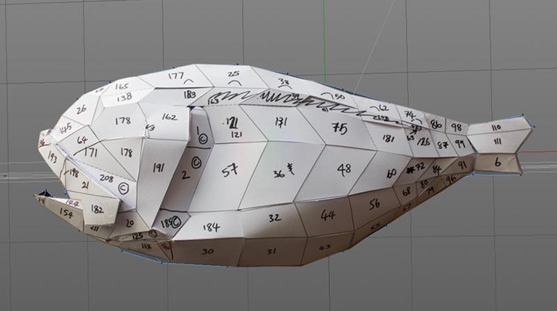 Mockup of the Final Design