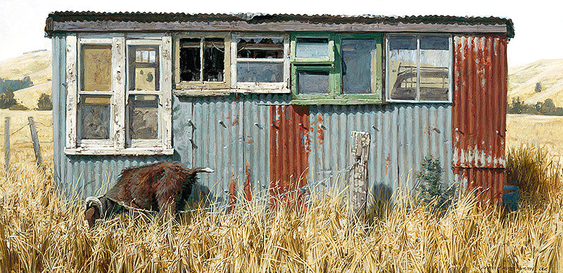 Scenic Shed