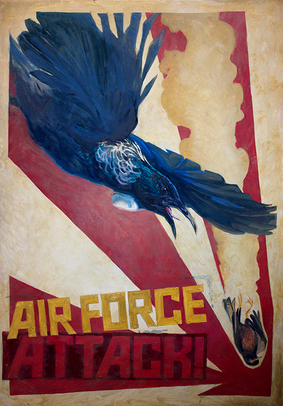 Airforce Attack! (study)