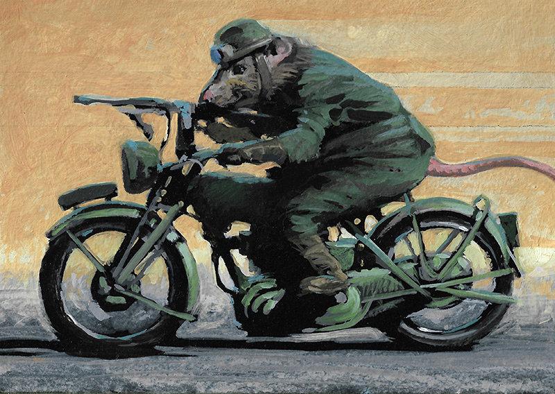 Rat Rider