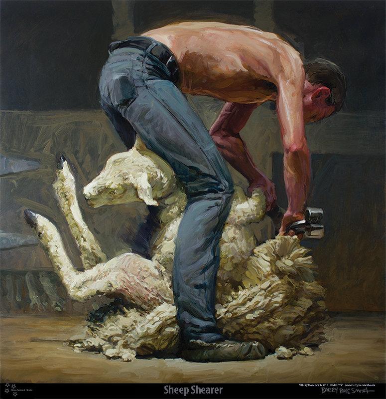 Sheepshearer