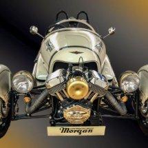 Morgan 3 Wheeled 1000th