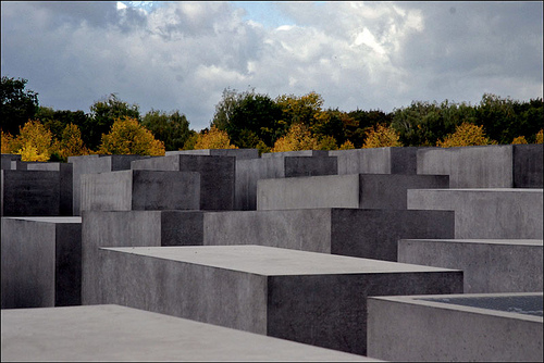 Memorial to the Killed Jews of Europe