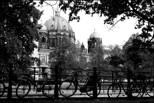 Bicycles in Berlin
