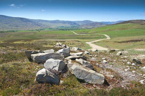 Glen Esk, Angus, Scotland.