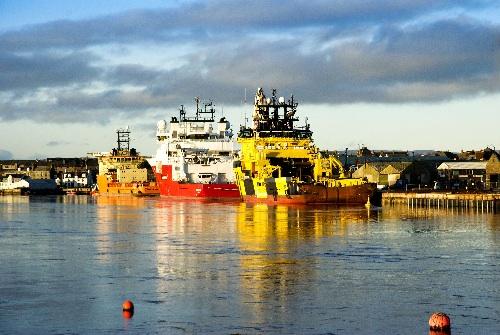 Docked - North Quay