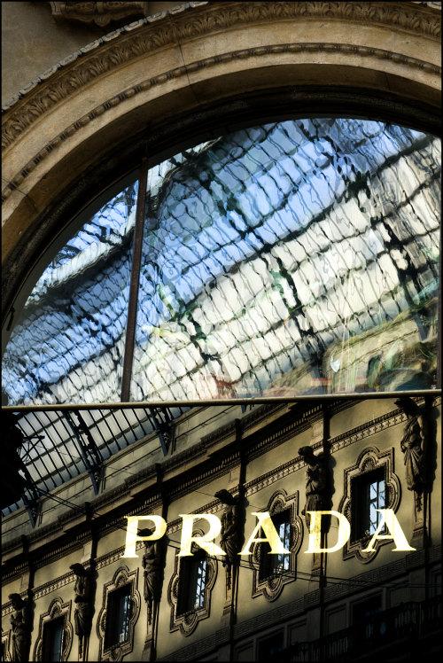 'Prada' Milan.