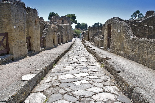 Herculaneum - Italy