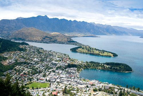 Queenstown, NZ.