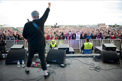 'Support' Montrose Music Festival