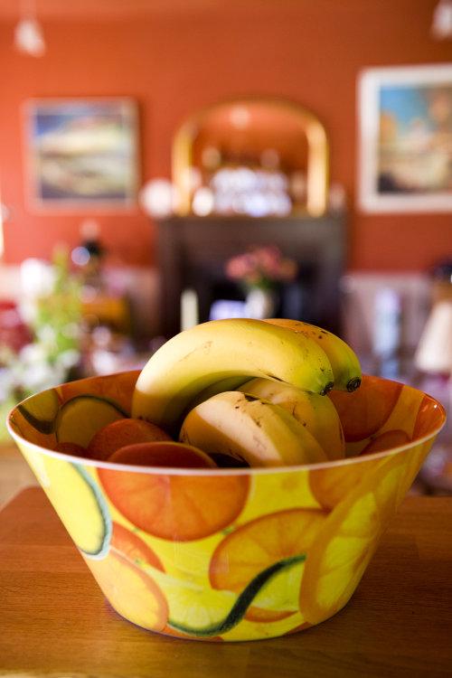 Bowl of Fruit, Logie Schoolhouse
