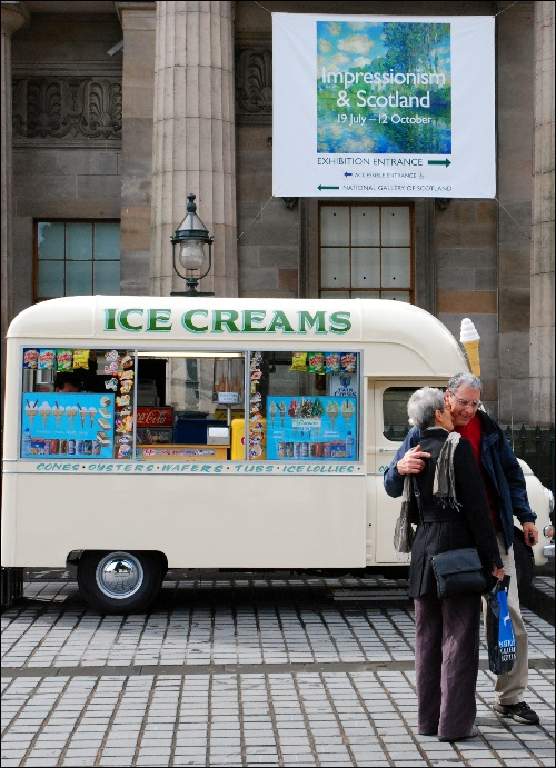 Ice Creams - Edinburgh