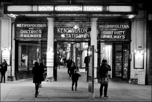 South Kensington - London