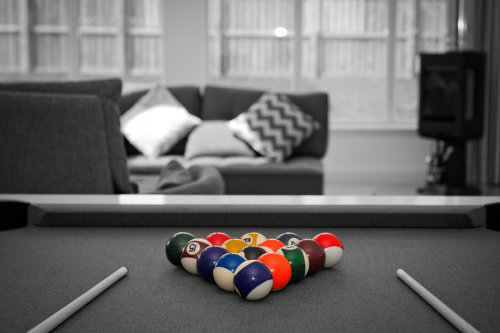 'Snooker Balls' Snowdrop Development