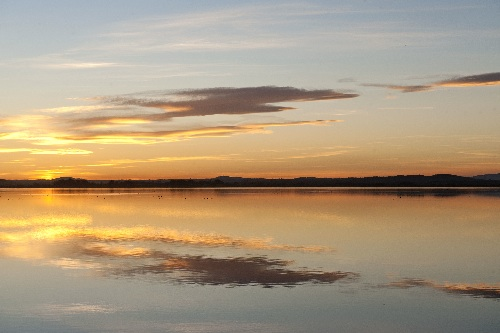 Sunset from Tayock