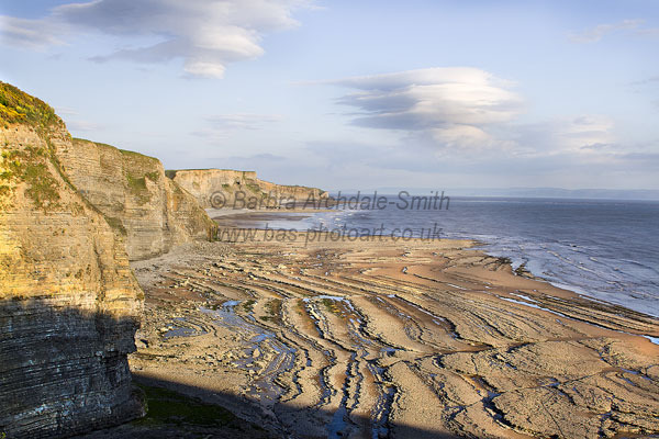 Heritage Coast From Southerndown