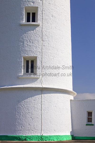 Nash Point Lighthouse (Colour)