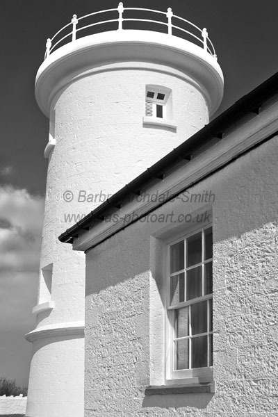 Nash Point Lighthouse Complex