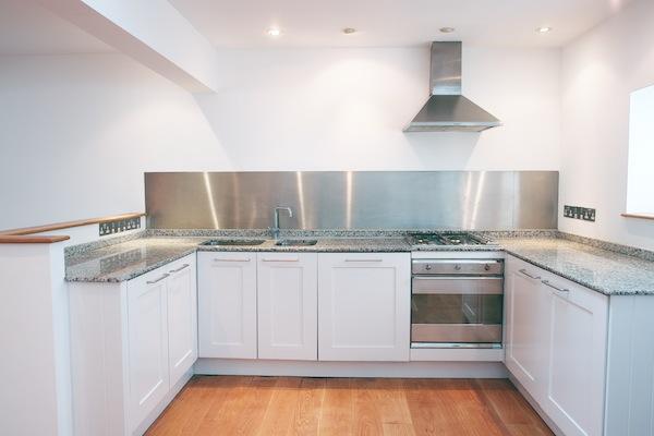painted kitchen Bath Somerset