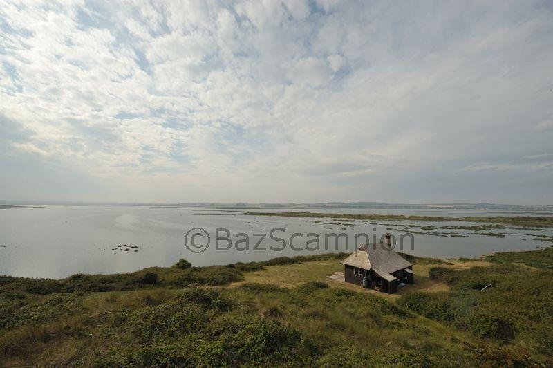 High tide at Hut Marsh