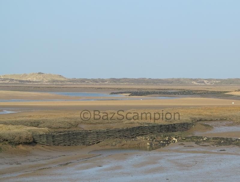 Erosion Control Burnham Overy harbour