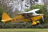 G-ALIJ Piper PA-17 Vagabond
