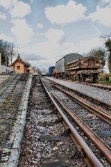 Blunsdon Station