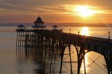 Clevedon at Sunset 002