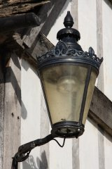 Old Lamp Lacock