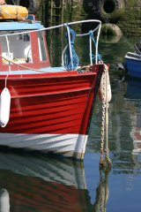 Red Boat Mevagissey