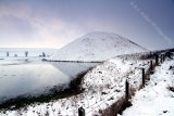 Silbury Hill Snow