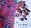 Felt and Glass Beads