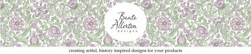 UK Surface Pattern Designer & Illustrator