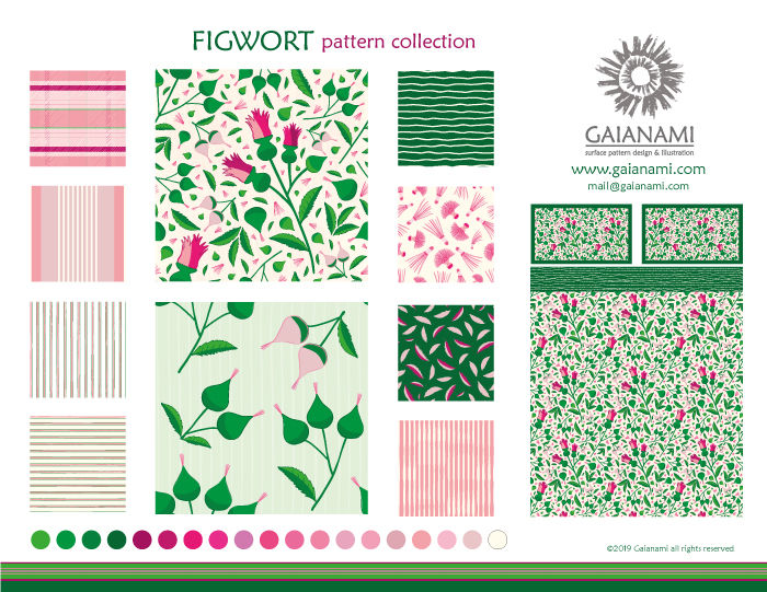 FIGWORT Collection 2019