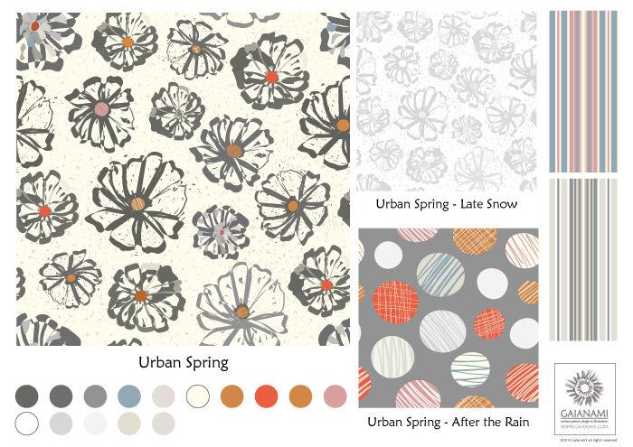 Urban Spring Collection