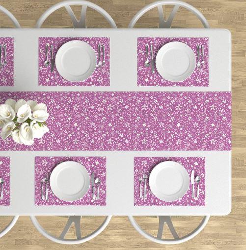 Garden Tea Party Pink Florals