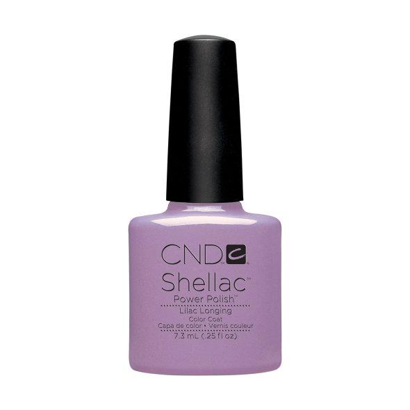 CND Shellac Lilac Longing €23.10
